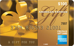 Enter to Win a $100 Amex Gift Card