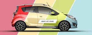 Chevrolet Color Run 2013 Sweepstakes