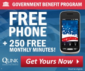 FREE Cell Phone For those Who Receive Government Benefits or Low Income