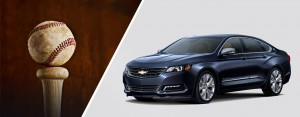 MLB's Chevrolet Impala Sweepstakes