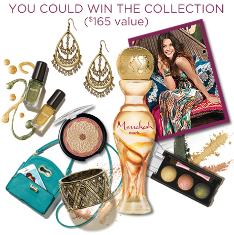 mark.girl Instant Vacation Sweepstakes ends 5/16