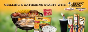 BIC Go Grilling Giveaway