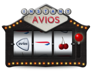 British Airways Instant Avios Sweepstakes
