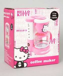 Hello Kitty Coffee Maker