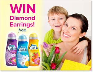 Purex The Crystals & Diamonds, A Mom's Best Friend Sweepstakes