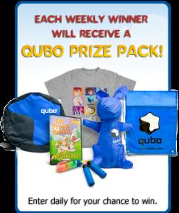 Qubo Family Fun' Sweepstakes