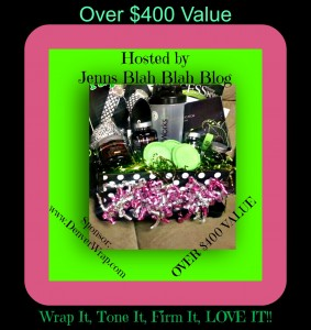 Ultimate Body Wraps Basket Giveaway
