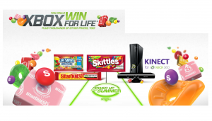 """Wm. Wrigley Jr. Company """"Xbox For Life"""" Online Instant Win Game"""