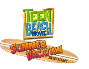 Disney – Teen Beach Movie Summer Vacation Sweepstakes