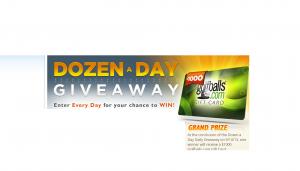 Golfballs.com Dozen A Day Giveaway