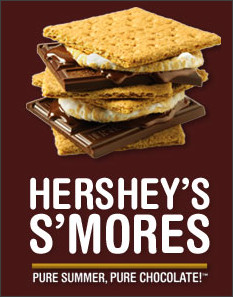 Hershey's Summer S'mores Instant Win Sweepstakes