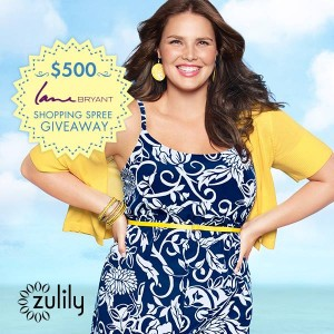 Lane Bryant Shopping Spree Giveaway
