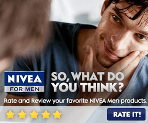"""Nivea The Mademan """"Shave off Your Monday Irritations"""" Sweepstakes"""