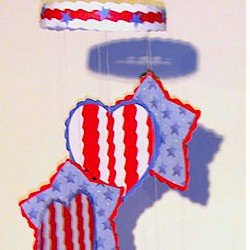 Patriotic Crafts and Foods