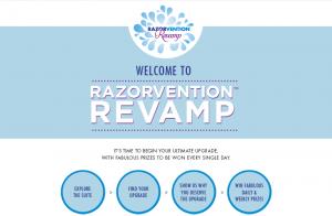 Schick Hydro Silk RazorVention Revamp Contest & Sweepstakes