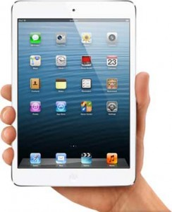 Simply Gluten Free Apple iPad Mini Sweepstakes