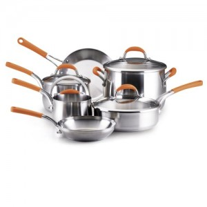 10-Piece Rachael Ray Cookware Set Sweepstakes