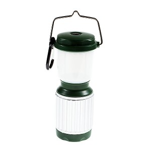 17-LED Handheld Camping Lantern with Compass