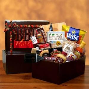 BBQ Master Basket Giveaway
