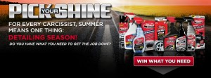Black Magic Pick Your Shine Sweepstakes and Instant Win Game