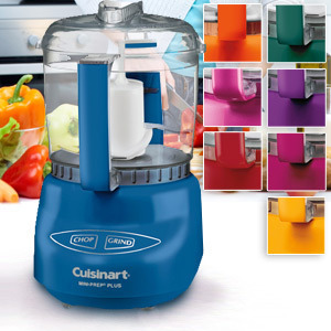 Cuisinart Mini-Prep Plus 3-Cup Food Processor $24.99 FREE SHIPPING! TODAY ONLY!