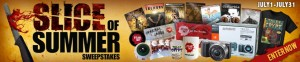 FEARnet Slice of Summer Sweepstakes