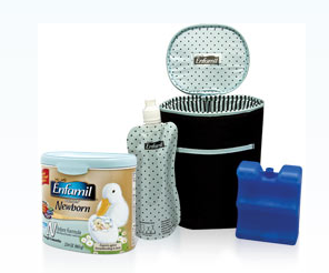 FREE $325 in Gifts From Enfamil