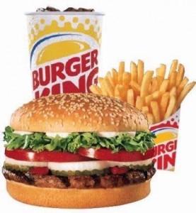 FREE $5 Burger King Gift Card