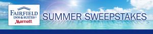 Fairfield Inn & Suites Summer Sweepstakes