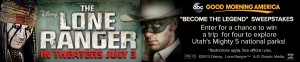 GMA Lone Ranger Sweepstakes