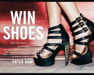 GoJane Shoes Sweepstakes