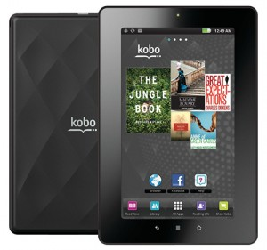Google Android 8GB Kobo