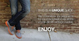 Hey Dude Shoe Giveaway