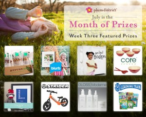 MONTH OF PRIZES SWEEPSTAKES!