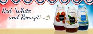 Renuzit Red, White and Renuzit Sweepstakes