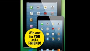 Teacher Created Resources 2013 Back to School iPad Sweepstakes