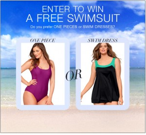 fullbeauty Swimwear Sweepstakes