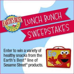 Earth's Best Lunch Bunch Sweepstakes