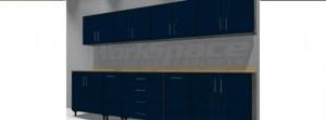 Enter to Win an 11' Garage Storage System