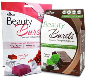 Free Beauty Bursts Collagen Soft Chews Sample