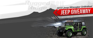 Morris 4X4 Center - Omix-ADA 2013 Jeep Giveaway