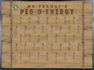 Planters Peg-O-Energy Instant Win Game