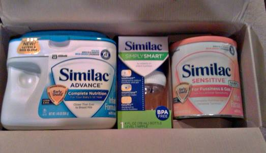 Join Similac StrongMoms for FREE Gifts and Coupons