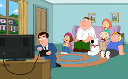 Family Guy All in the Family