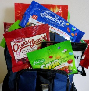 Gimbal's Fine Candy Back to School Sweepstakes