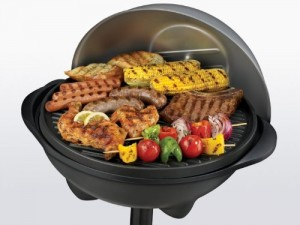 Indoor, Outdoor Foreman Grill Sweepstakes