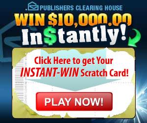 Instant Cash Scratch Card Game