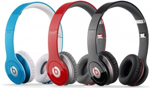 Beats by Dr. Dre Solo HD Headphones Newest Version with Detachable Cable, Case, & Mic Remote Control on Cable!
