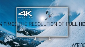 Panasonic's WT600 4K Ultra HD TV Giveaway