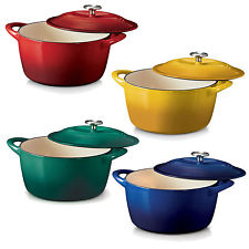 Food Network – 5.5-qt. Enamel Cast-Iron Dutch Oven as Low as $5.81 Regular $99.99!